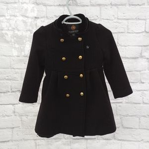 💜 E-Land Kids 💜 American classic, Black Coat